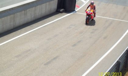 Rennen in Malaysia