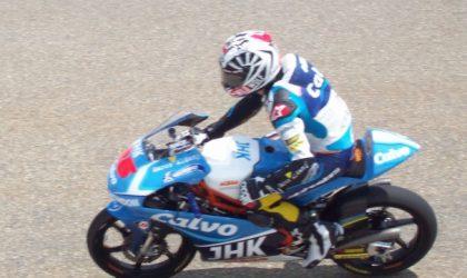Maverick Vinales ist Weltmeister in der Moto3