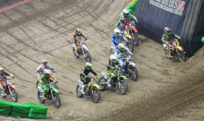 Supercross Dortmund: «Racing for Kasper»