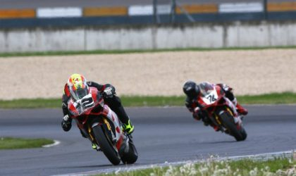 Ducati in der IDM 2014