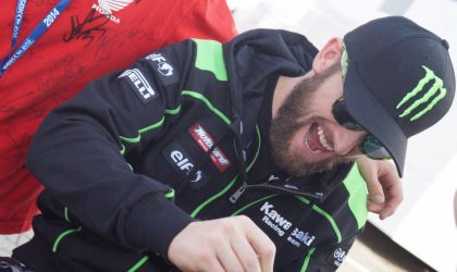 Wird Tom Sykes Doppelweltmeister?