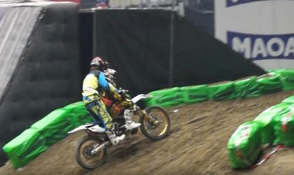 Backflip Gilles Dejong Supercross Dortmund