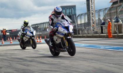 IDM Superbike: Siege für de Boer und Reiterberger beim Saisonstart