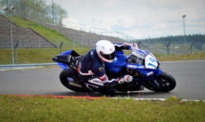 IDM Supersport 600: Kevin Wahr mit Doppelsieg am Nürburgring