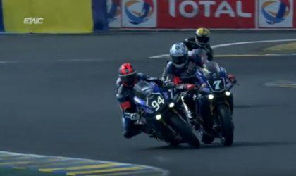 Langstrecken-WM: Yamaha- Kampf um den Sieg in Le Mans