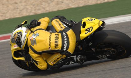 MotoGP: Sylvain Guintoli startet auf Suzuki