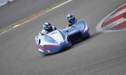 IDM Sidecar: Starkes Fahrerfeld in Assen