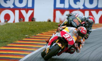 MotoGP Höhepunkte vom Sachsenring