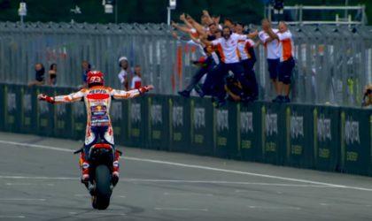 MotoGP Höhepunkte aus Brünn