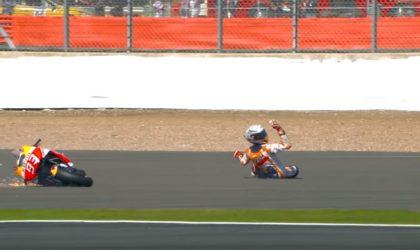 MotoGP Höhepunkte aus Silverstone