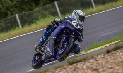 IDM Supersport 300: Volle Punkteausbeute von Troy Bude am Schleizer Dreieck