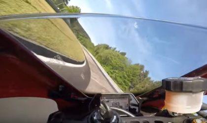 Nino Pallavicini – Eine Runde Nürburgring Nordschleife mit der Yamaha R1