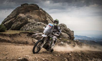 Deutscher Starter bei Rallye Dakar: Interview mit Jürgen Drössiger