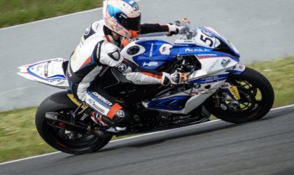 IDM Superbike: Ilya Mikhalchik schnellster am Freitag in Oschersleben