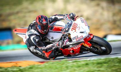Rennfahrer Daniel Heinze peilt 2019 den Meistertitel an