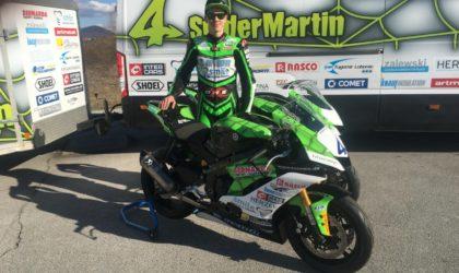 IDM Supersport 600: Martin Vugrinec greift mit Yamaha an