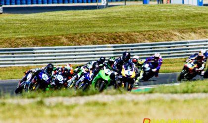 Ride On Dennis: Max Enderlein gewinnt am Samstag in Zolder
