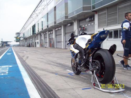 Superbike-WM am Nürburgring 2013