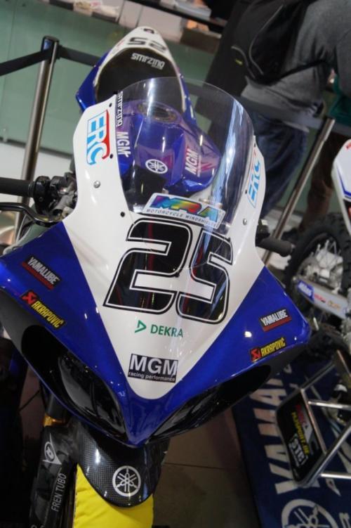 Matej Smrz Yamaha